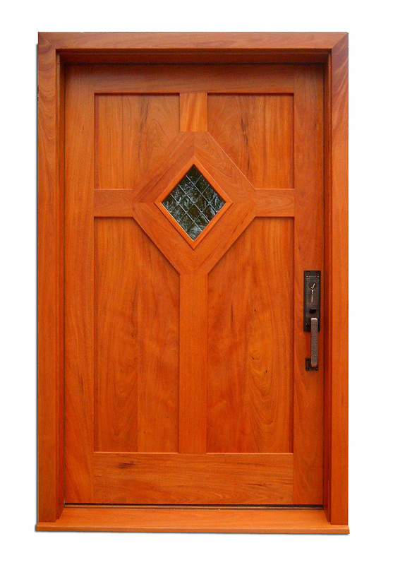 Custom Wood Exterior Entry Doors In Cleveland Oh Decker Custom